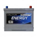 Energy 70Ah JR+ 630A