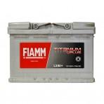 Fiamm Titanium Plus 80Ah R+ 730A