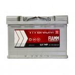 Fiamm Titanium Pro 74Ah R+ 680A