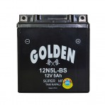 Golden 12N5L-BS 12v 5Ah R+