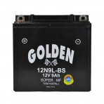 Golden 12N9L-BS 12v 9Ah L+