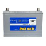 INCI-AKU Formul A 90Ah JL+ 750A