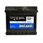 INCI-AKU Supr A 50Ah R+ 420A (низкобазовый)