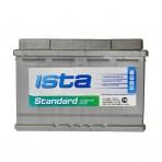 Ista Standard 66Ah L+ 570A