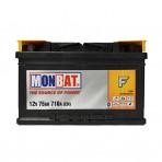 Monbat F 75Ah R+ 710A