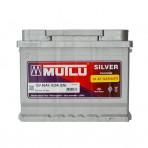 Mutlu Silver Calcium 60Ah L+ 520A
