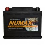 Numax 60Ah L+ 500A