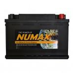 Numax 74Ah R+ 700A