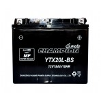 Champion (YTX20L-BS) AGM 12V 18Ah (сухой)