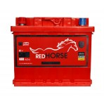 Red Horse Professional 50Ah L+ 480A (низкобазовый)