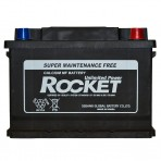 Rocket SMF57412 74Ah R+ 640A