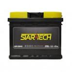 Startech 45Ah R+ 390A (низкобазовый)