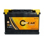 TOP CAR Profi 74Ah L+ 720A