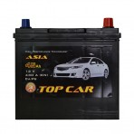 TOP CAR Asia 45Ah JR+ 360A