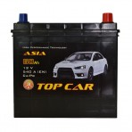 TOP CAR Asia 60Ah JR+ 540A