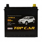 TOP CAR Asia 65Ah JR+ 600A