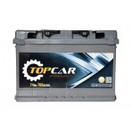 TOP CAR Premium 74Ah R+ 760A