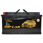 TOP CAR 100Ah L+ 850A