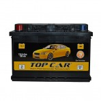 TOP CAR 75Ah L+ 720A