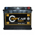 TOP CAR Expert 60Ah R+ 480A