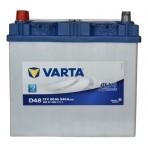Varta Blue Dynamic 60Ah JL+ 540A