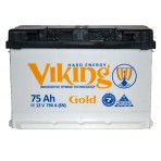Viking Gold 75Ah R+ 790A