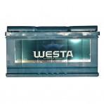 WESTA 100Ah R+ 850A