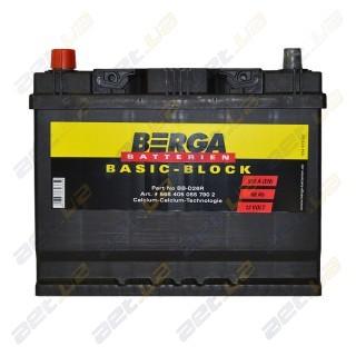 Berga Basic 68Ah JL+ 550A (EN)