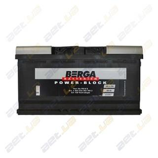 Berga Power 100Ah R+ 830A