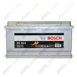 Bosch S5 100Ah R+ 830A