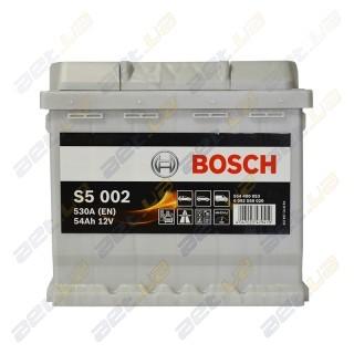 Bosch S5 54Ah R+  530A