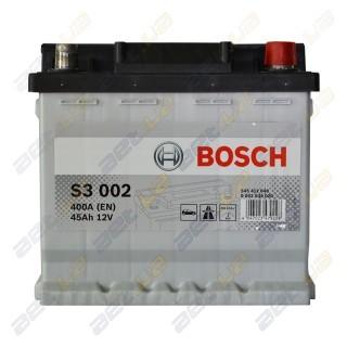 Bosch S3 45Ah R+ 400A