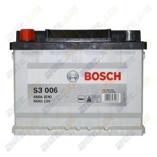 Bosch S3 56Ah L+ 480A