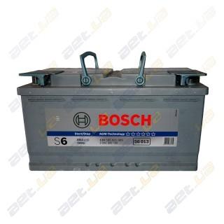 Bosch S5 AGM 105Ah R+ 950A