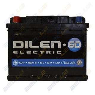 Dilen 60Ah L+ 450A
