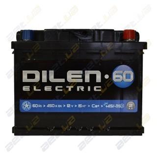 Dilen 60Ah R+ 450A