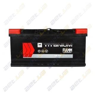 Fiamm Titanium Black 110Ah R+ 950A