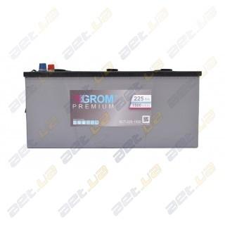 Grom Premium 225Ah L+ 1500A