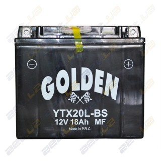Golden YTX20L-BS 12v 18Ah R+