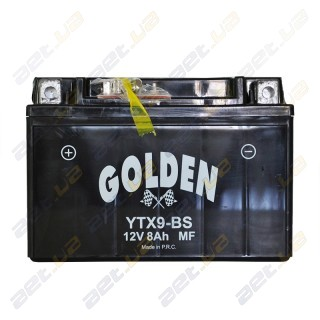Golden YTX9-BS 12v 8Ah L+
