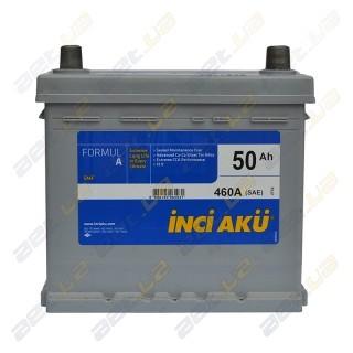 INCI-AKU Formul A 50Ah JR+ 460A