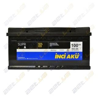 INCI-AKU Supr A 100Ah R+ 860A (низкобазовый)