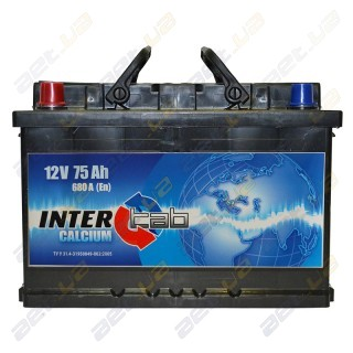 InterTab 75Ah L+ 680A
