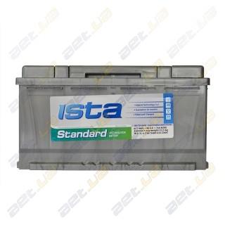 Ista Standard 90Ah L+ 760A