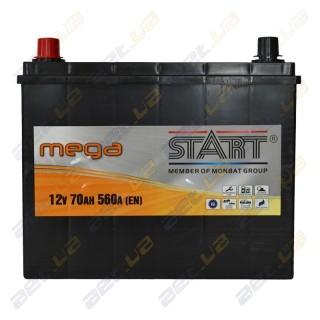Mega Start 70Ah JL+ 560A