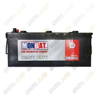 Monbat D 180Ah L+ 1250A