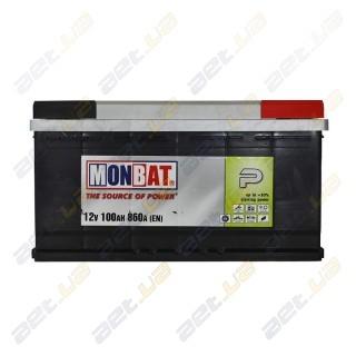 Monbat P 100Ah R+ 860A