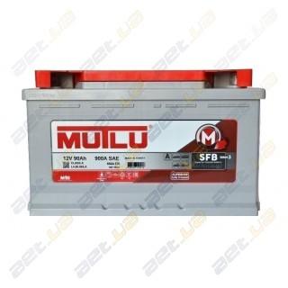 Mutlu SFB Technology (Ser3) 90Ah R+ 850A (корпус 80)