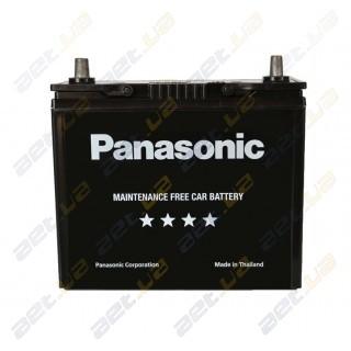 Panasonic (55B24R-FH) 45Аh JL+ 469A тонкая клемма