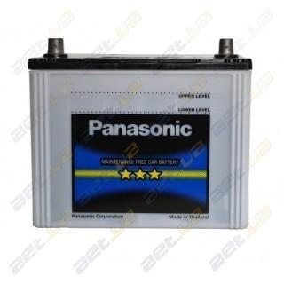 Panasonic (65D26R-FS) 65Аh JL+ 555A (EN) (корпус 70)